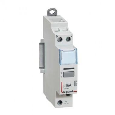 LEGRAND CX3 Télérupteur 16A 1NO monophasé silencieux - 412400