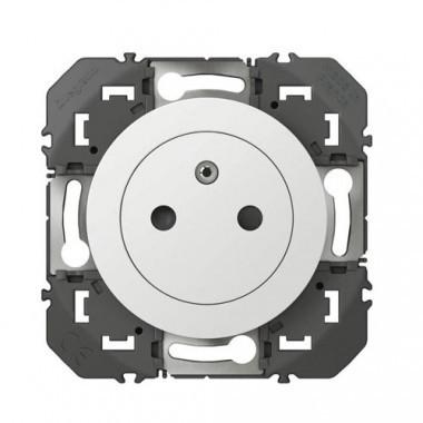 LEGRAND Dooxie Prise de courant 2P+T surface blanc - 600335