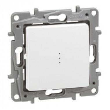 Interrupteur Va Et Vient Legrand Niloe A Voyant Blanc 664710