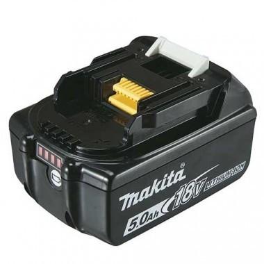 Pack énergie MAKITA 4 batteries 5Ah avec chargeur - 197626-8