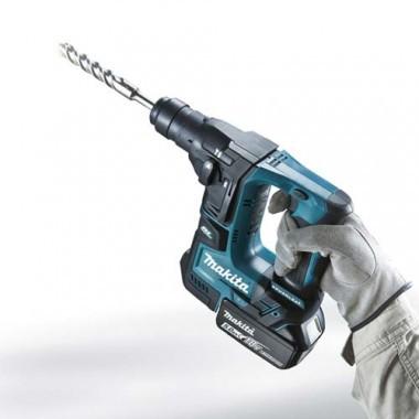 Marteau perforateur SDS+ MAKITA sans fil 18V avec 2 batteries 5Ah - DHR171RTJ