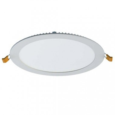 Downlight LED variable 230V 1600lm 18W 4000°K 220mm blanc MARIMFRA - DL-18W-D220-4000K