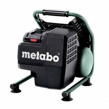 Compresseur portatif 18V METABO brushless + kit outils air comprimé - 601521850