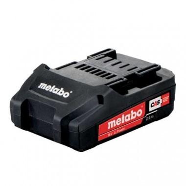 Visseuse perceuse à percussion sans fil 18V 2x2Ah SB 18 LT Compact METABO - 602103510