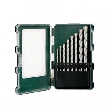 METABO Coffret de 8 forets béton SP - 626706000