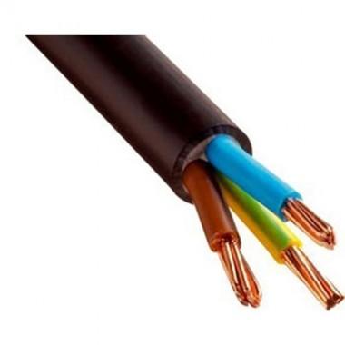 Câble électrique RO2V 3G6² au mètre