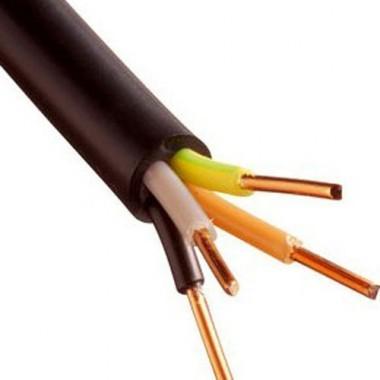 Câble électrique RO2V 4G 2.5² au mètre