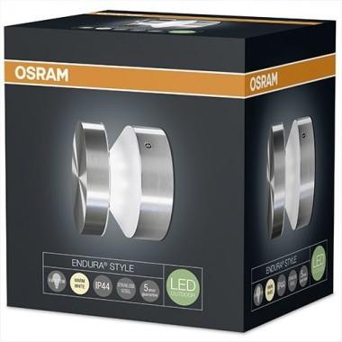 OSRAM Applique Extérieure LED Endura-style 6W 360lm 230V acier inoxydable - 3
