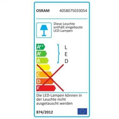 OSRAM Applique extérieure LED Endura-style orientable 8W 230V 550lm gris foncé - 4