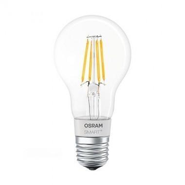 Ampoule connectée OSRAM Smart+ Apple Homekit LED filament E27 230V 5.5W (=60W) 650lm 2700°K standard