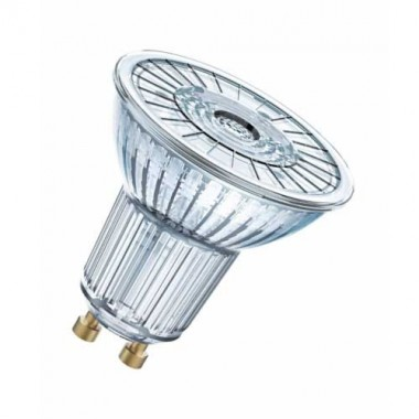 OSRAM Lot de 3 Spots LED GU10 36° 230lm 2,6W 230V PAR16 - 3