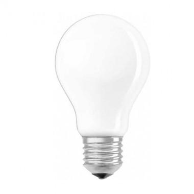 OSRAM Ampoule LED en verre dépoli E27 blanc froid 6,5W 806lm 230V dimmable standard
