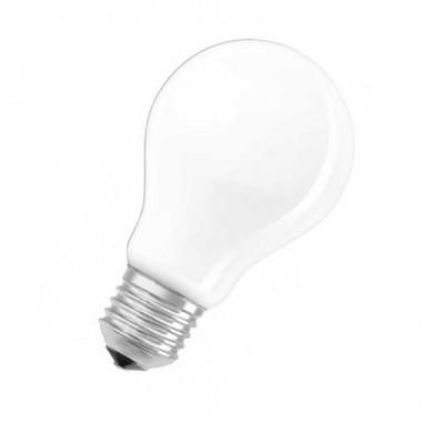 OSRAM Lot de 2 Ampoules LED en verre dépoli E27 230V 806lm 7W standard blanc froid - 3