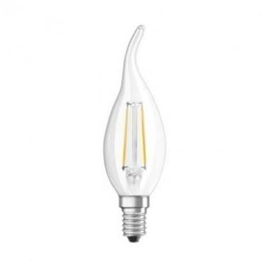 Osram 230v Flamme Coup Vent Filament 6w40w470lm Dimmable Ampoule Led 2700°k De E14 4Aj5LR3