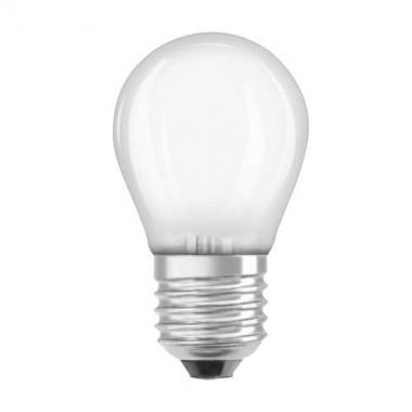 OSRAM Ampoule LED en verre dépoli 230V 250lm 2,8W E27 sphérique