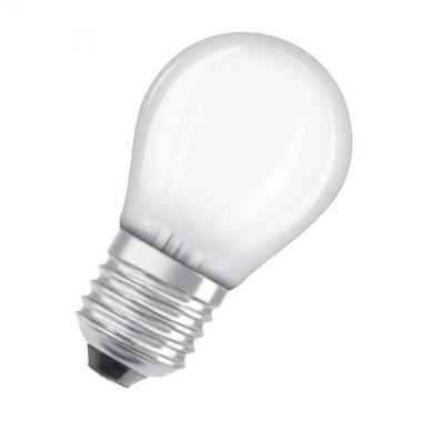OSRAM Ampoule LED en verre dépoli 230V 250lm 2,8W E27 sphérique - 2
