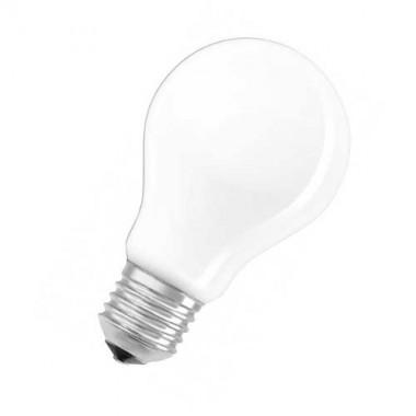 OSRAM Lot de 2 Ampoules LED en verre dépoli 1055lm E27 8W standard blanc chaud 230V - 3