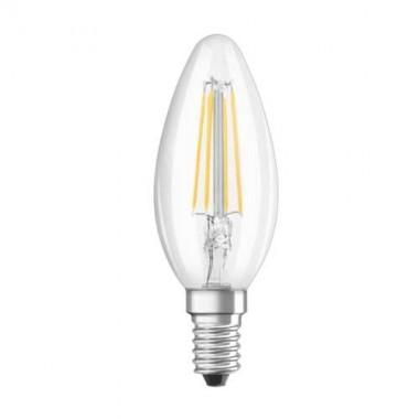 OSRAM Lot de 2 Ampoules LED filament E14 230V 4W 470lm flamme - 2