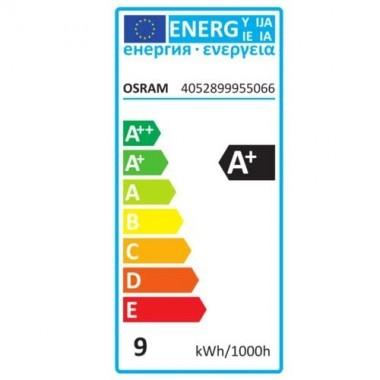 OSRAM Ampoule LED Tube linolite dépolie S19s 230V 9W 806lm