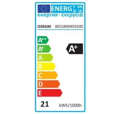 OSRAM Ampoule LED dépolie avec radiateur dimmable standard 230V 21W 2452lm E27