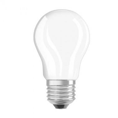 OSRAM Ampoule LED sphérique 4W 470lm E27 230V en verre dépoli