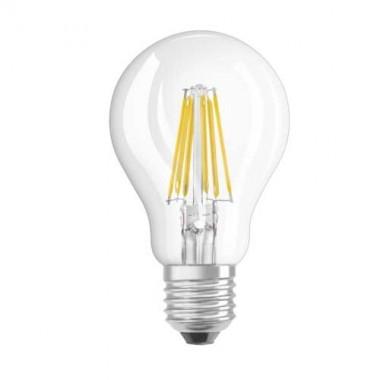 Osram Chaud E27 Filament Blanc Led 230v Standard 2700°k Ampoule 8w75w1055lm Yybgf6v7