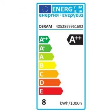 OSRAM Ampoule LED 8W 1055lm E27 230V filament standard blanc chaud