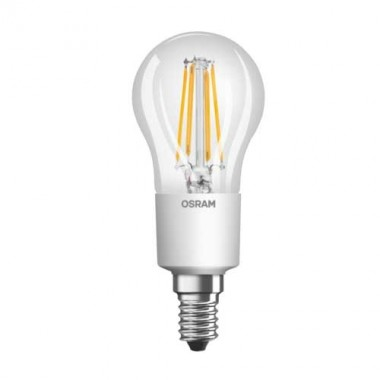 E14 Filament Dimmable Sphérique 4 Osram Led Ampoule 230v 5w40w470lm 2700°k WE29IDHY