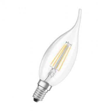 OSRAM Ampoule LED filament E14 230V 4W 470lm flamme coup de vent - 2