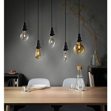 OSRAM Ampoule LED filament globe or E27 230V édition 1906 4W 380lm