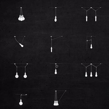 OSRAM Ampoule LED filament Edison or édition 1906 E27 230V 7W 650lm
