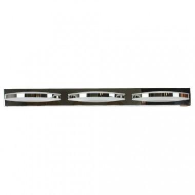 Applique LED salle de bain 230V 15W 1600lm 4000°K chromé