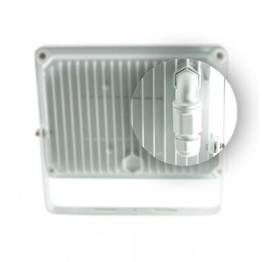 Projecteur extérieur LED 230V 20W 18000lm 4000°K blanc extra plat