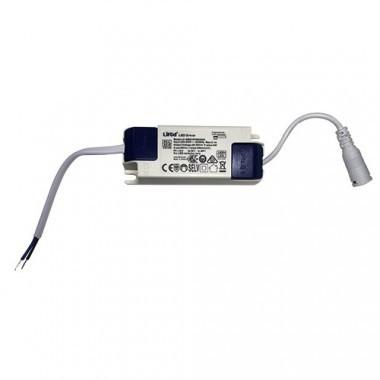 Downlight LED 230V 18W 1550lm 4000°K 225mm blan extra plat à encastrerc