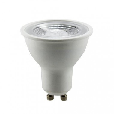 Lot de 3 spots LED 85mm GU10 230V 3x5W 380lm 2700°K blanc encastrables