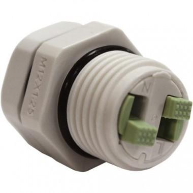 Réglette LED intégrée blanc étanche 230V 36W 3300lm 120cm