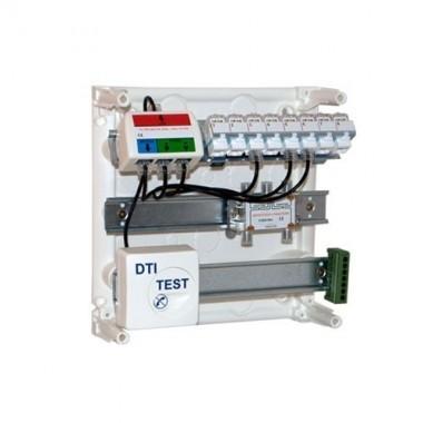 ELESYS Tableau de communication 8 RJ45 Grade 1 - 2
