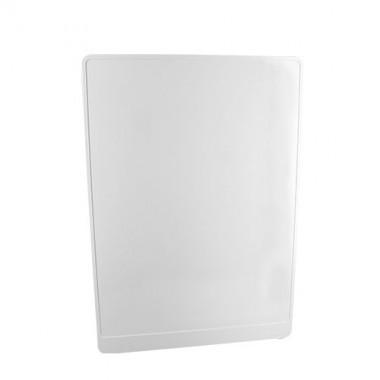 SCHNEIDER Resi9 Porte Styl blanche pour tableau électrique 18 modules 3 rangées - R9H18423