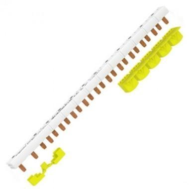 SCHNEIDER Resi9 XP Peigne d'alimentation électrique Phase Neutre 13 modules - R9PXH213