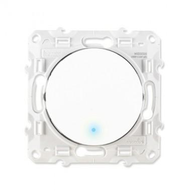 SCHNEIDER Odace Mécanisme interrupteur poussoir lumineux
