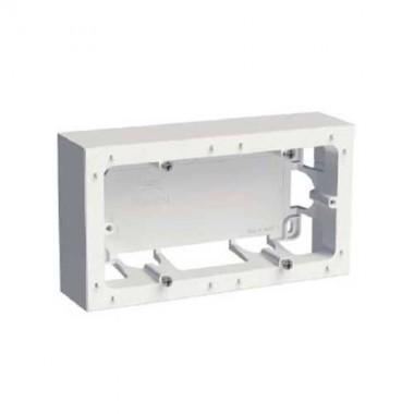 SCHNEIDER Odace Styl Boîte pour montage en saillie blanc 2 postes - S520764