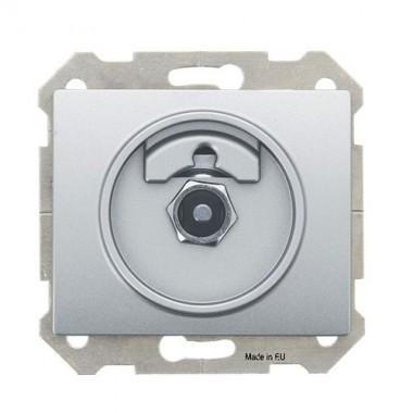 SIEMENS Delta Iris Mécanisme interrupteur variateur rotatif 500W - Silver - 2