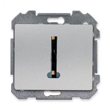 SIEMENS Delta Iris Mécanisme prise téléphone en T - Silver