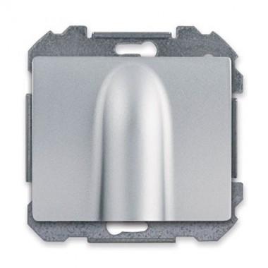 SIEMENS Delta Iris Mécanisme sortie de câble - Silver