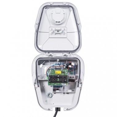 Wallbox borne de recharge voiture électrique type 2 monophasé 7,2kW SIEMENS