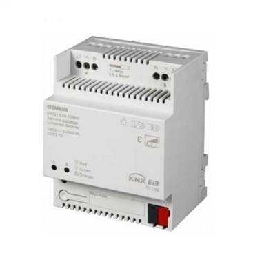 SIEMENS KNX Variateur Universel 2 Sorties 300VA ou 1 Sortie 500VA pour LED variable 230V - 2