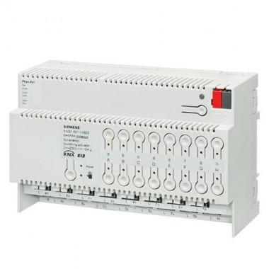 SIEMENS KNX Actionneur de commutation 16 sorties 10A - 2