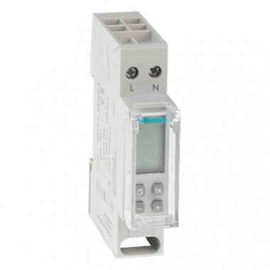 Horloge hebdomadaire digitale automatique 2 modules