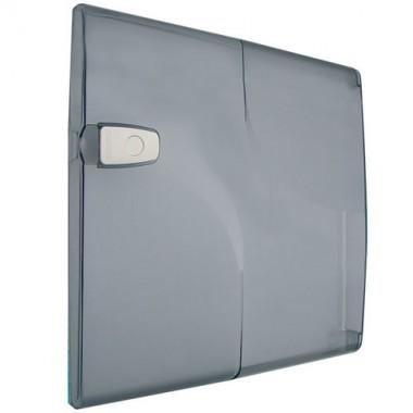 SIEMENS Porte transparente pour tableau électrique 1 rangée