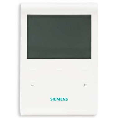 SIEMENS Thermostat d'ambiance tactile programmable 5+2